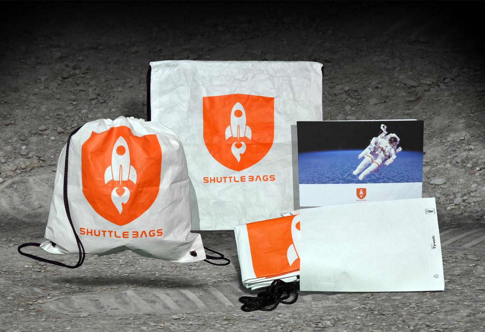 Shuttle-Bags-aus-Tyvek